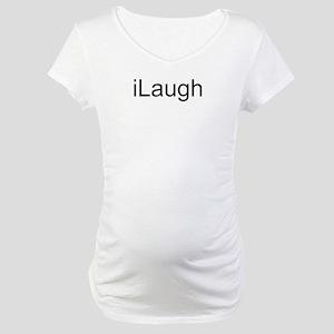 iLaugh Maternity T-Shirt