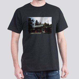 Shinto shrine Dark T-Shirt