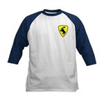Kids Baseball Jersey, 3.25 inch moose FRONT only