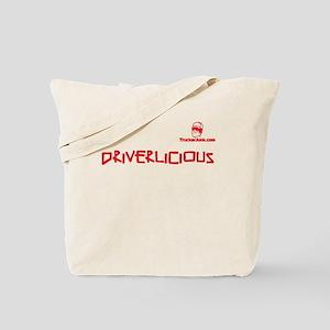 Driverlicious Tote Bag