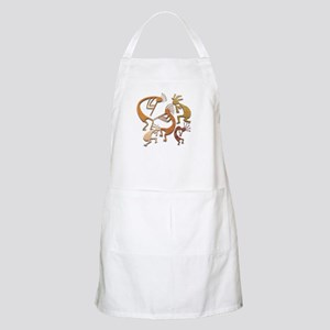 Five Wood Kokopelli BBQ Apron