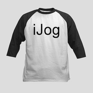 iJog Kids Baseball Jersey