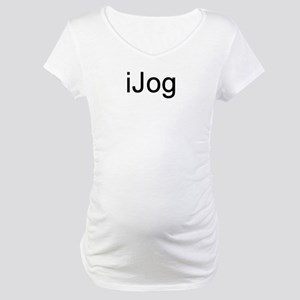 iJog Maternity T-Shirt