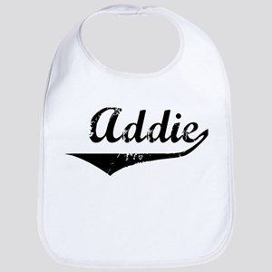 Addie Vintage (Black) Bib