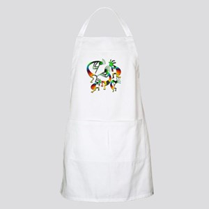 Five Kokopelli Jam Session BBQ Apron
