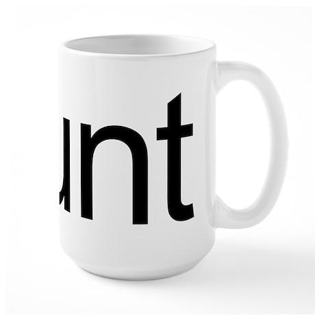 iHunt Large Mug