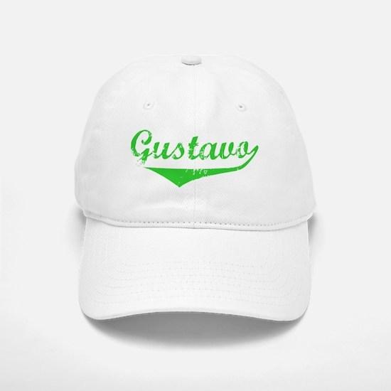 Gustavo Vintage (Green) Baseball Baseball Cap