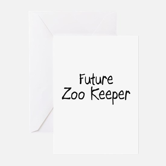 Future Zoo Keeper Greeting Cards (Pk of 10)