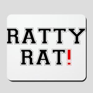RATTY RAT! Z Mousepad