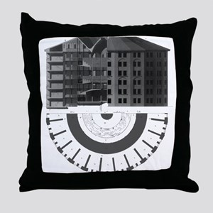 The Panopticon Throw Pillow
