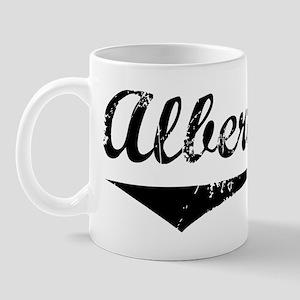 Alberto Vintage (Black) Mug