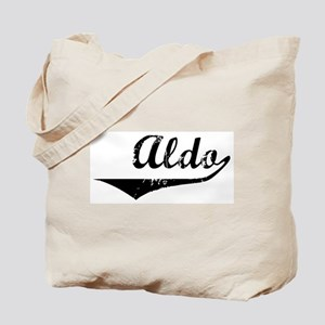 Aldo Vintage (Black) Tote Bag