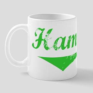 Hamza Vintage (Green) Mug