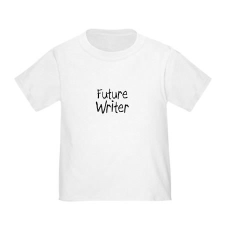 Future Writer Toddler T-Shirt