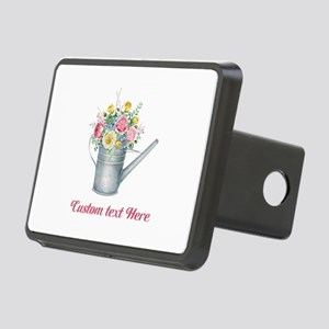 Floral Bouquet Watering Can Hitch Cover