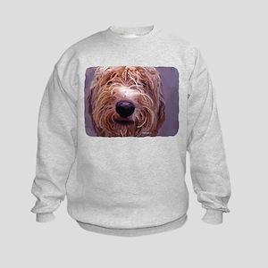 WET DOG Kids Sweatshirt