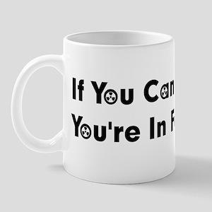 Fart Range Mug