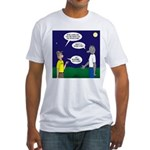 Spookoree Fitted T-Shirt