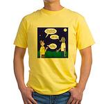 Spookoree Yellow T-Shirt