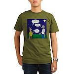 Spookoree Organic Men's T-Shirt (dark)