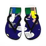 Spookoree Flip Flops