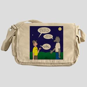 Spookoree Messenger Bag