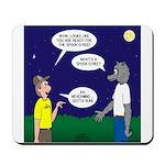 Spookoree Mousepad