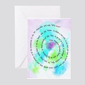 Creative License Greeting Cards