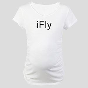 iFly Maternity T-Shirt