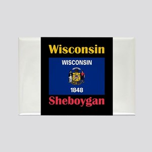 Sheboygan Wisconsin Magnets