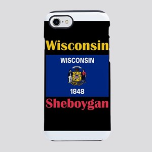 Sheboygan Wisconsin iPhone 8/7 Tough Case