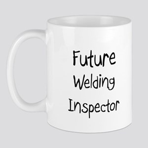 Future Welding Inspector Mug