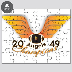 Wallace Angels Football 2049 Champions Puzzle