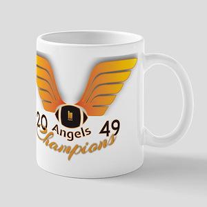 Wallace Angels Football 2049 Champions Mugs