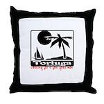 Tortuga Few Good Men Throw Pillow