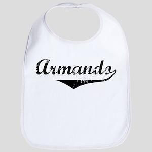 Armando Vintage (Black) Bib