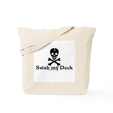 Swab My Deck Tote Bag