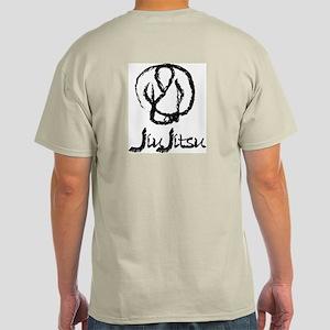 Ash Grey Jiu-Jitsu T-Shirt