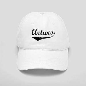Arturo Vintage (Black) Cap