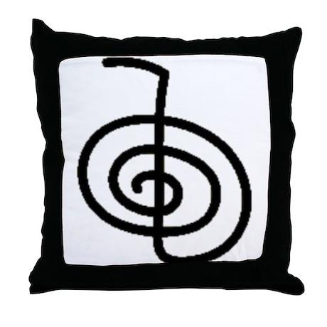 Cho-Ku-Rei Throw Pillow