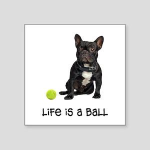 French Bulldog Life Sticker