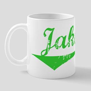 Jakob Vintage (Green) Mug