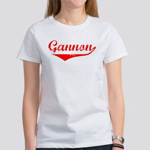 Gannon Vintage (Red) Women's T-Shirt