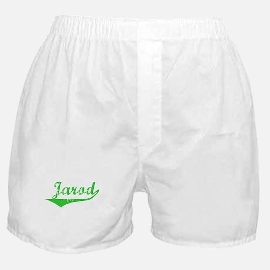 Jarod Vintage (Green) Boxer Shorts