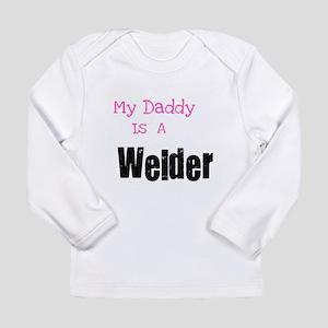 welddaddy Long Sleeve T-Shirt