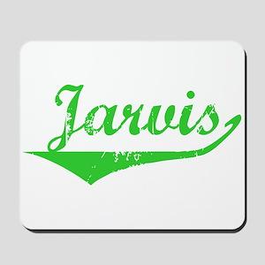 Jarvis Vintage (Green) Mousepad
