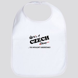 CZECH thing, you wouldn't understand Bib