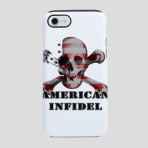 American Infidel iPhone 8/7 Tough Case