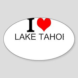 I Love Lake Tahoe Sticker