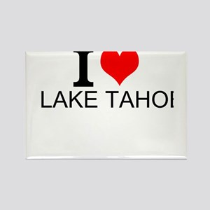 I Love Lake Tahoe Magnets